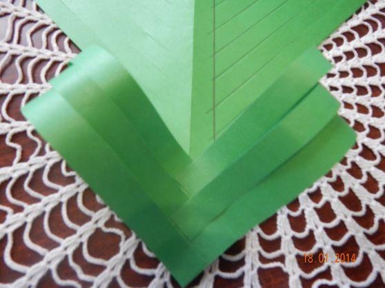 Стройная лесная красавица— очень просто, красиво и доступно дошкольникам: мастер-класс. Воспитателям детских садов, школьным учителям и педагогам - Маам.ру