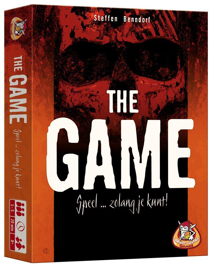 The Game. Het meest verslavende kaartspel ooit!