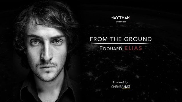 """From the Ground"" is a mini series exploring the work of photojournalists. Here's the first episode with Edouard Elias."
