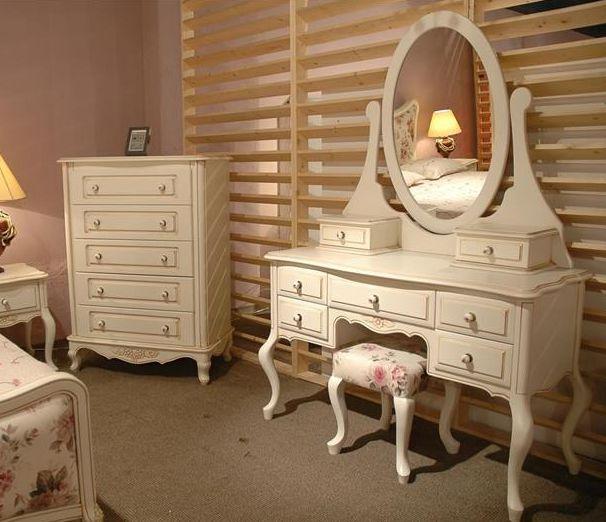 Country yatak odası