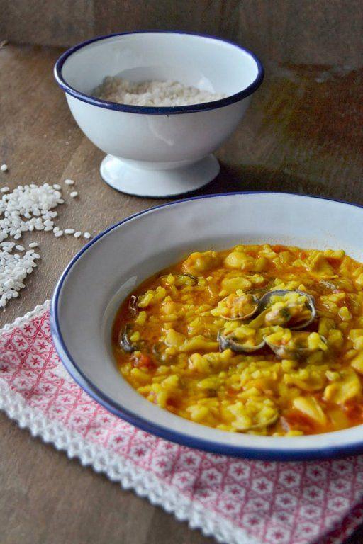 Recetas de arroces caldosos (¡¡arriba las cucharas!!) | Cocinar en casa es facilisimo.com