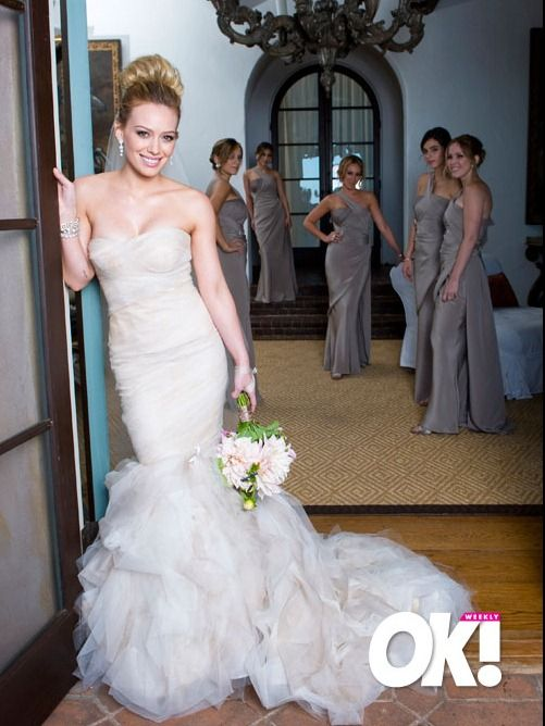 46 best hilary duff mike comrie wedding images on pinterest hilary duff wedding junglespirit Choice Image