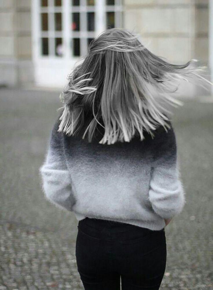 Tendencia Capilar- Granny Hair blog ombre anna fasano 2