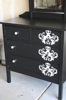 Best 25 Black Painted Dressers Ideas On Pinterest Diy