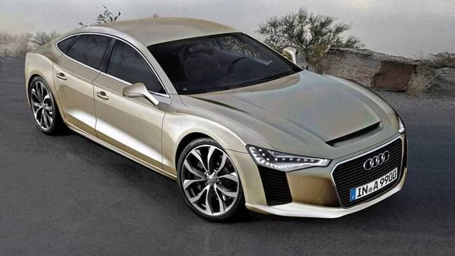 The 2016 Audi A9 is expected to be a stylish and luxurious sports car. This car seems to be similar to the A7 or A8 at first glance. However, the car is