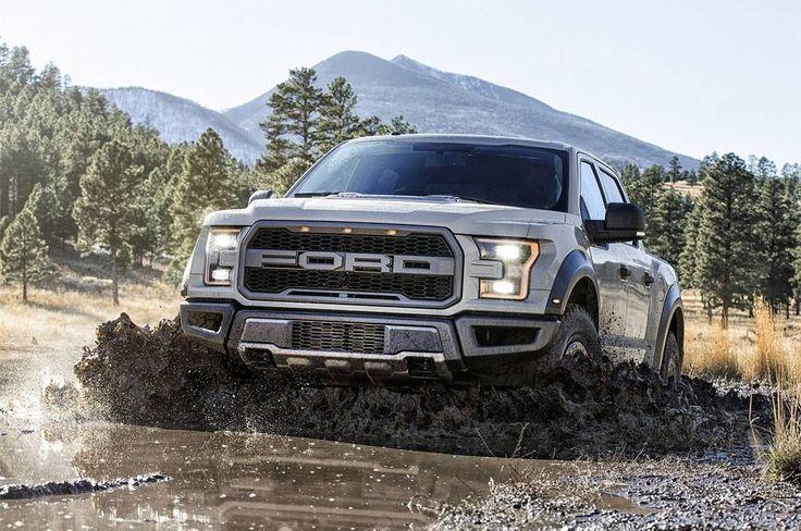 O novo Ford F-150 Raptor 2019 – esportes pick-up carro off-road: Preço, Consumo, Interior e Ficha Técnica