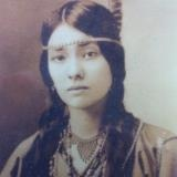"""Te Ata """"Bearer of the Morning"""" a Chickasaw storyteller became the first person ever declared an """"Oklahoma Treasure.""""Throughout a 60-year career, her performances of American Indian folklore enchanted a wide variety of audiences."""