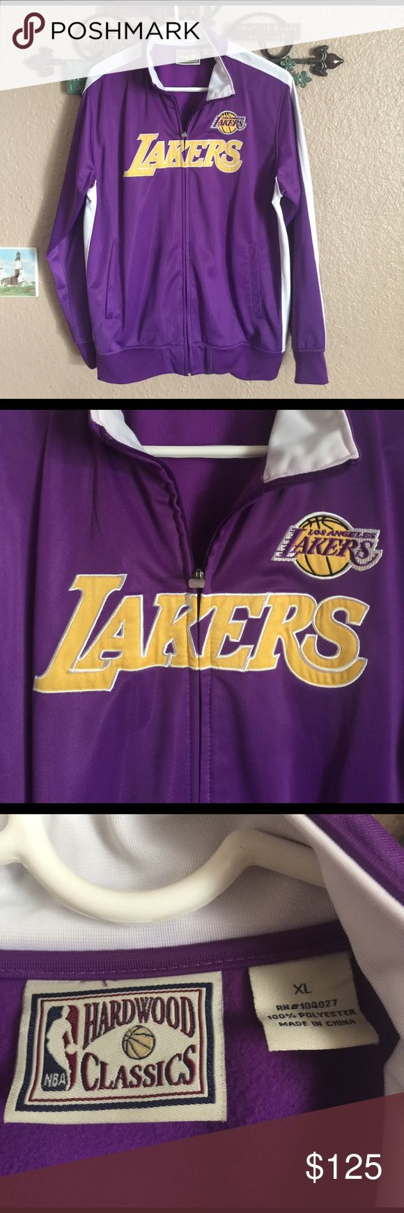 🌴Sale Sale🌴Brand new Lakers jacket BRAND NEW LAKERS NBA JACKET Jackets & Coats Utility Jackets