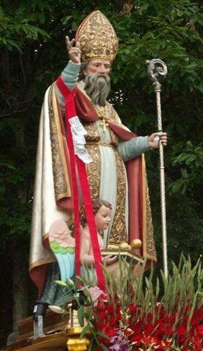 La tradizionale processione in onore di San Nicola di Bari (Forino)