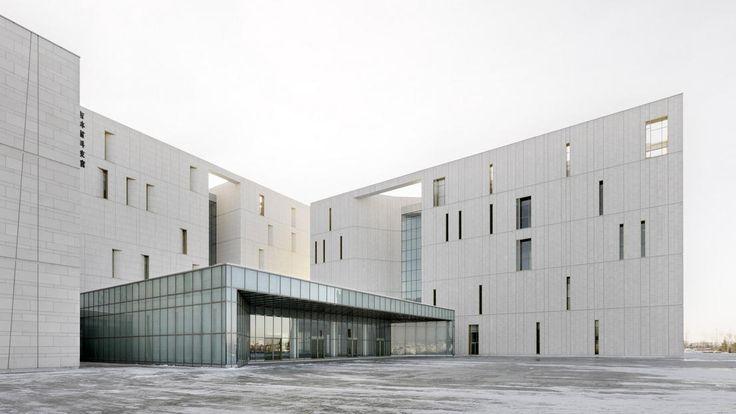 China, Changchun Museum Für Kunst, Kultur Und Wissenschaft