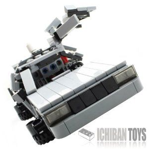 BTTF DeLorean DMC-12 V4.5 - Custom LEGO Element Kit by ICHIBAN Toys. $59.99. LEGO® is a registered trademark of The LEGO Group which does not sponsor, authorize or endorse this product. DeLorean® and DMC-12® are registered trademarks of the DeLorean Motor Company which does not sponsor, authorize or endorse this product. Back to the Future® is a registered trademark of Universal City Studios LLLP which does not sponsor, authorize or endorse this product.. Dimensions ...