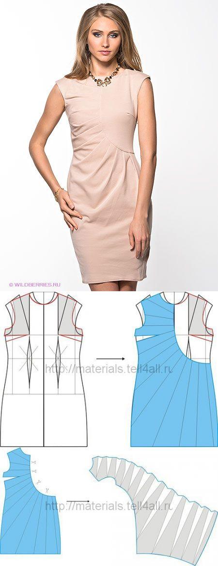 Pattern dress ... ♥ Deniz ♥                                                                                                                                                                                 More