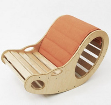 What Cool Kids Rocking Chair #chairs, #rockingchairs, #furniture, #home, https://facebook.com/apps/application.php?id=106186096099420