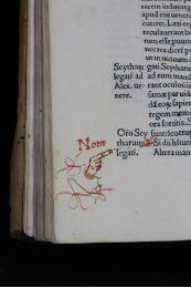 QUINTE-CURCE : De rebus gestis Alexandri magni regis Macedonum - Edition Originale - Edition-Originale.com