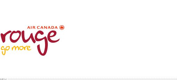 Brand New: Air Canada Rouge