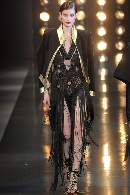 Alexandre Vauthier | Spring 2014 Couture Collection | Style.com
