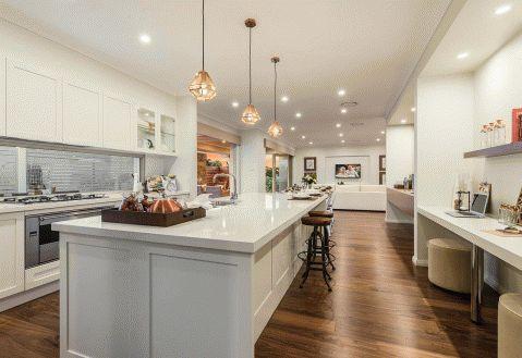 The Esperance new home design by McDonald Jones