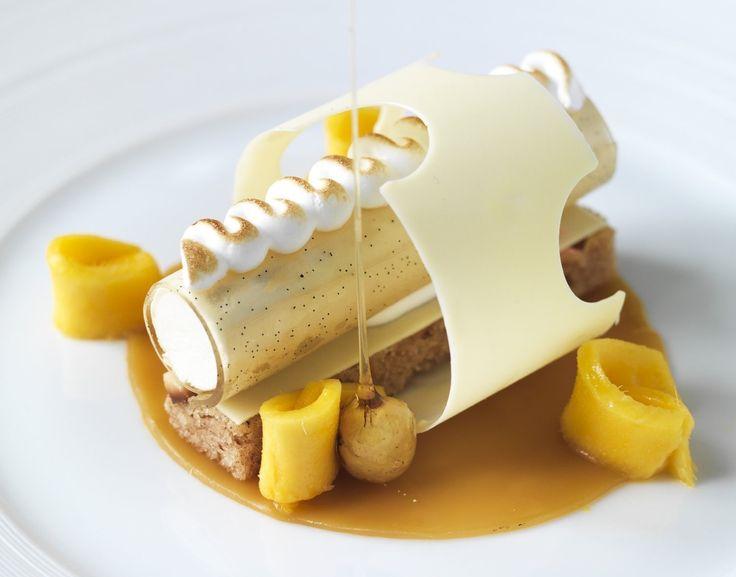 Bergamot Lemon Parfait _ The Ritz London - Gallery