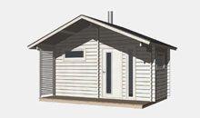 Raimon Sauna 8 m2