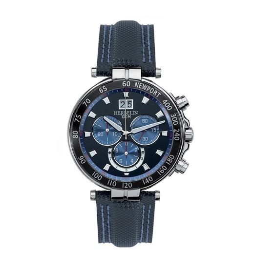 La montre Newport Yacht Club, modèle emblématique de la maison Michel Herbelin sur GQmagazine.fr