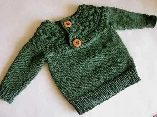 Sweater Abrigo