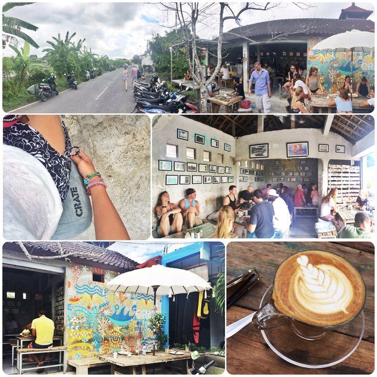 #Coffee #WallArt #Paintings #Creative #Pattern #Interior #CrateBali #CrateCafe #Bali
