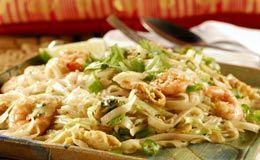 Como fazer pad thai de camarão: anote a receita original - Receitas - Receitas GNT