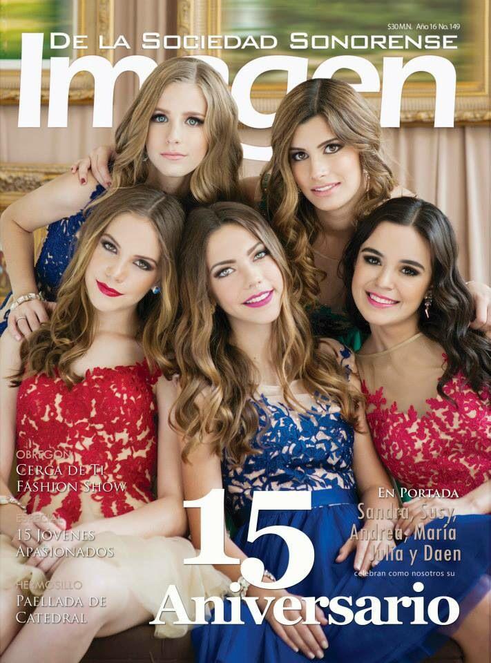 Revista Imagen 15 Aniversario Nov 2015
