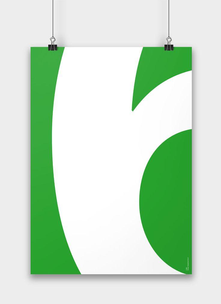 Politiek is een kunst! Verkiezingsposter D66 2017. Bij een verkiezingscampagne horen de bekende posters. Wat gebeurt er wanneer je de poppetjes en oneliners achterwege laat? #d66 #verkiezingen #poster #minimal #design #kunst #verkiezingsposter #affiche #campagne #politiek #grafisch #designkwartier #politiekiseenkunst