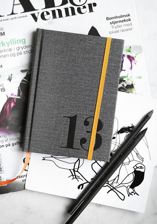 A journal to start fresh in 2013