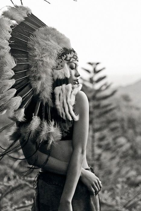 beautiful native american style...