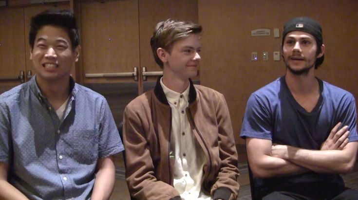 """Maze Runner: The Scorch Trials Cast Plays """"Would You Rather"""" at Comic-Con (still don't like Brenda's actress though...)"""