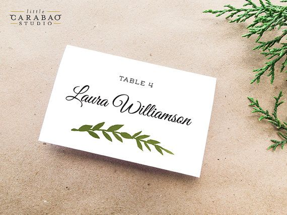 Best 25+ Printable place cards ideas on Pinterest Free place - place card template