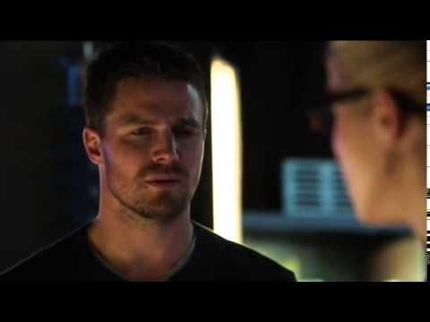 """smoakandarrow: """" New! Arrow: Oliver Queen & Felicity Smoak (Olicity) vid: Dying Inside"""" [3x9] by taniguce """""""