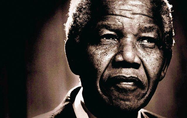 ICON: Nelson Mandela. Picture: SOWETAN