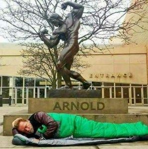 Let Learn From Arnold Schwarzeneggers Touching Story (pic)