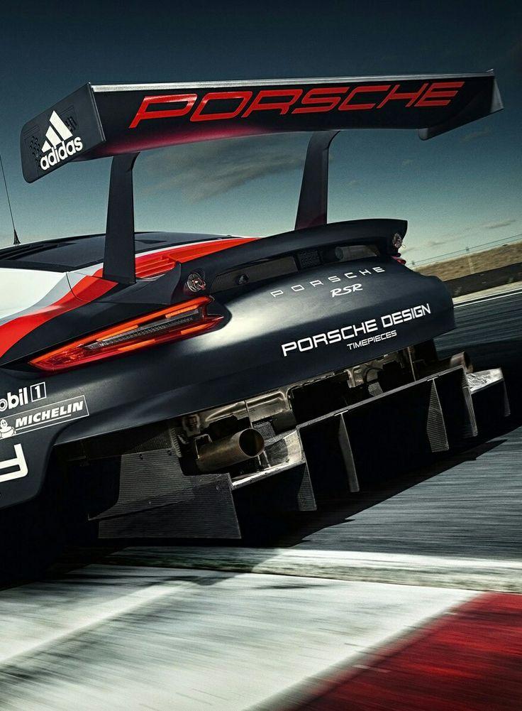 (°!°) 2017 Porsche 911 RSR