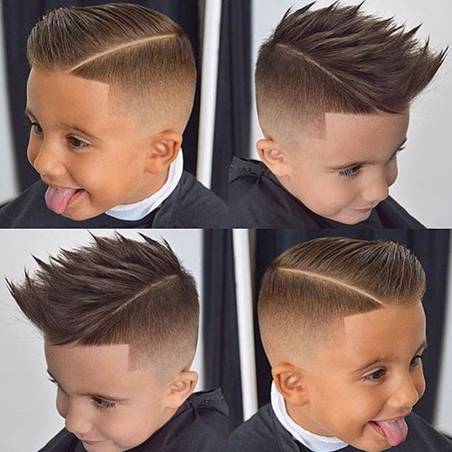 children s hair styles combover with a part my boys style 2291