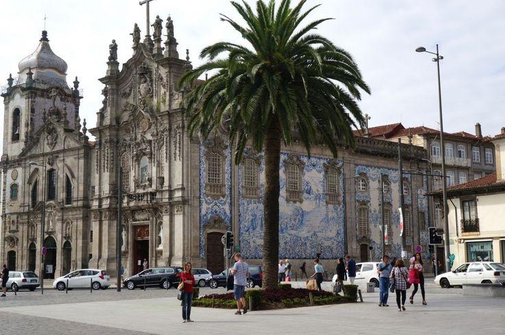 Tiled Church Exterior