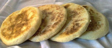 Un pan que, entre otros ingredientes, lleva garbanzos y queso. ¿Te animas a probarlo?