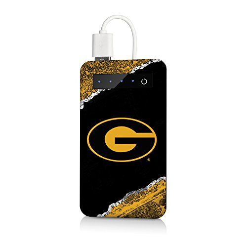 Never be the one without power again. The Grambling State 4000mAh Portable USB Charger is a pocket sized but powerful portable USB charger helps your mobile devices last as long as you do. Just plug your favorite device in to give it the charge it needs on the go.