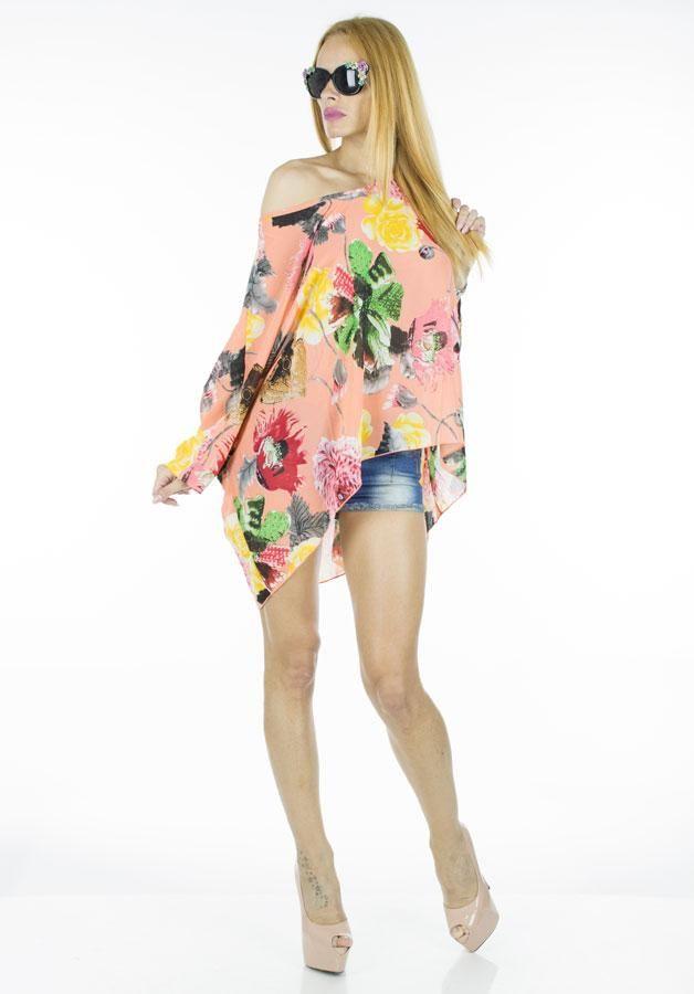 Bluza Dama Coral  Bluza dama cu model interesant, usor de purtat la diferite tinute.     Compozitie:100%Poliester
