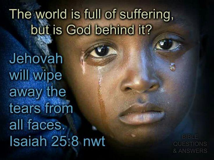 Isaiah 25:8. (2)