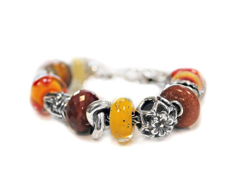 Little inspiration- Trollbeads bracelet
