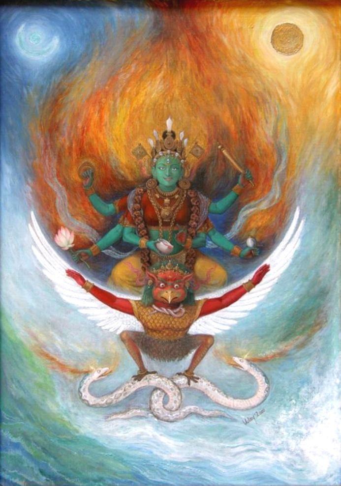 Vaishnavi by Udaya Charan Shrestha
