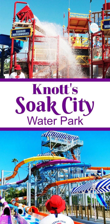 Knott's Soak City Water Park - Simple Sojourns