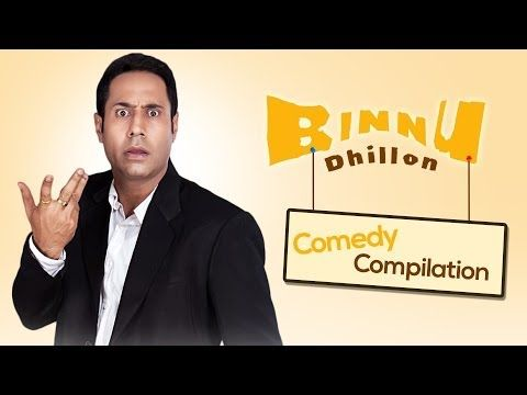 Best of Binnu Dhillon – Comedy compilation 2013-2014 Punjabi Comedy - Punjabimeo.com