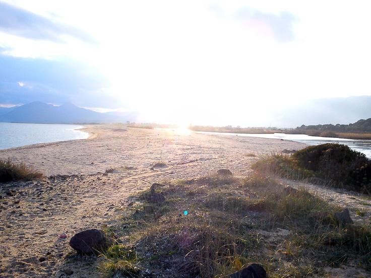 oggi al mare sardegna spiaggia s.maria