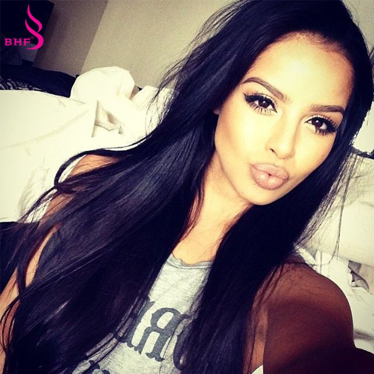 Aliexpress.com : Buy Malaysian Straight Hair With Frontal Closure Brazilian Hair…
