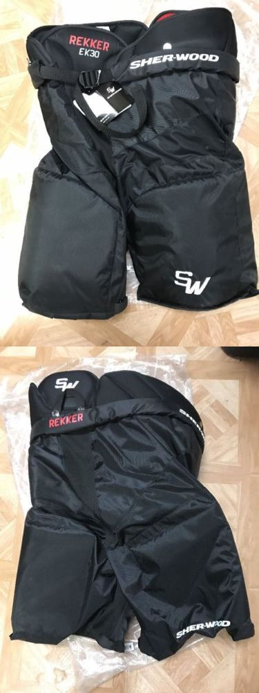 Other Hockey Clothing and Gear 165934: Sherwood Rekker Ek30 Ice Girdle Jr M And Adult L -> BUY IT NOW ONLY: $99.99 on eBay!